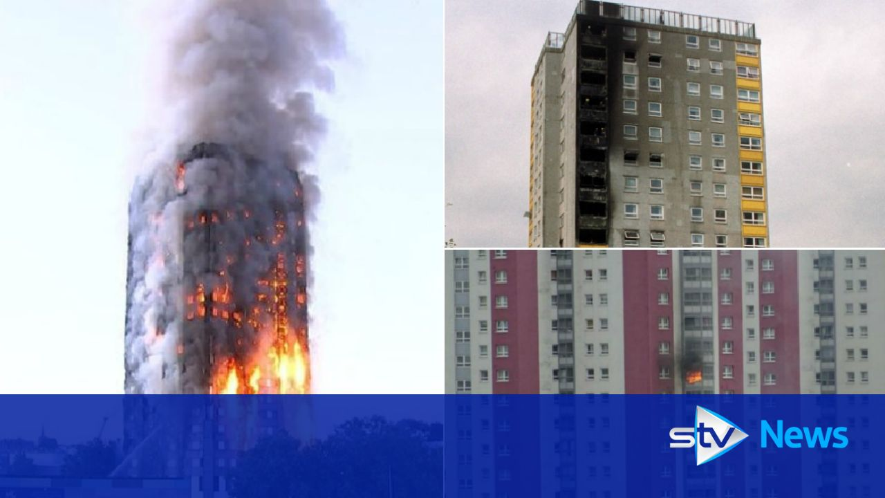 London Fire Concerns Over Cladding Stretch Back Years