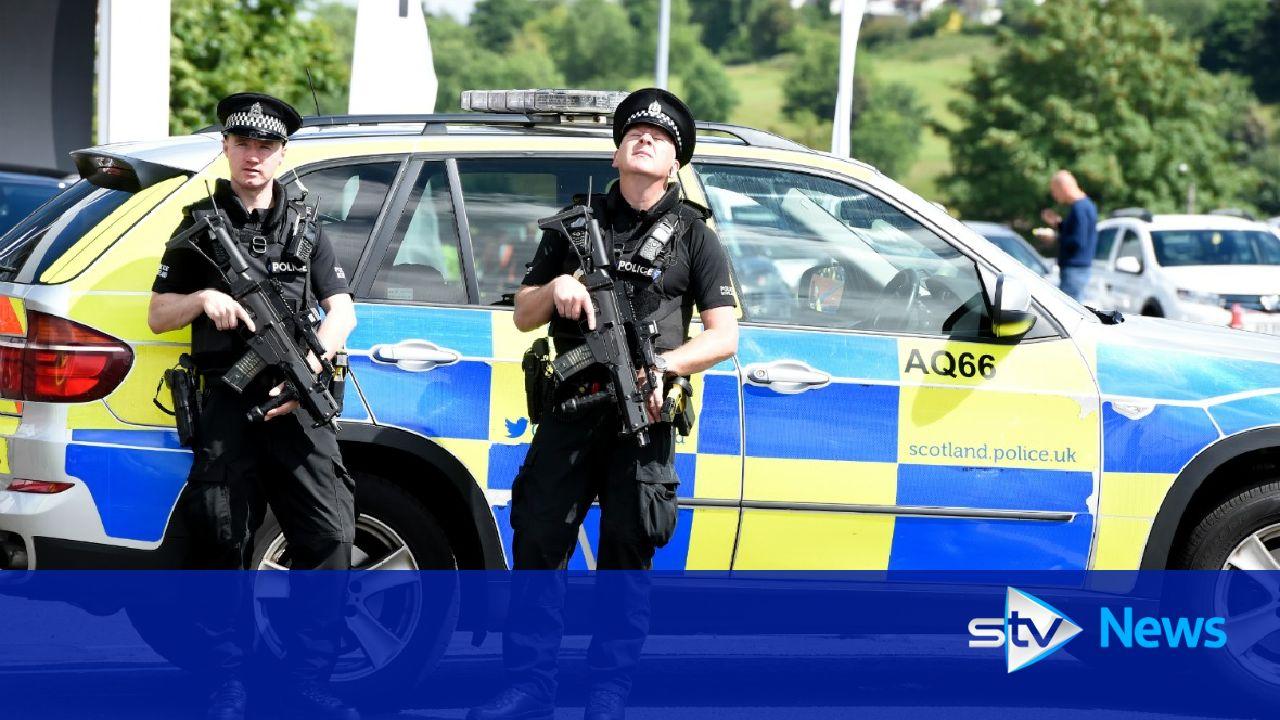 armed police to patrol trnsmt music festival in glasgow