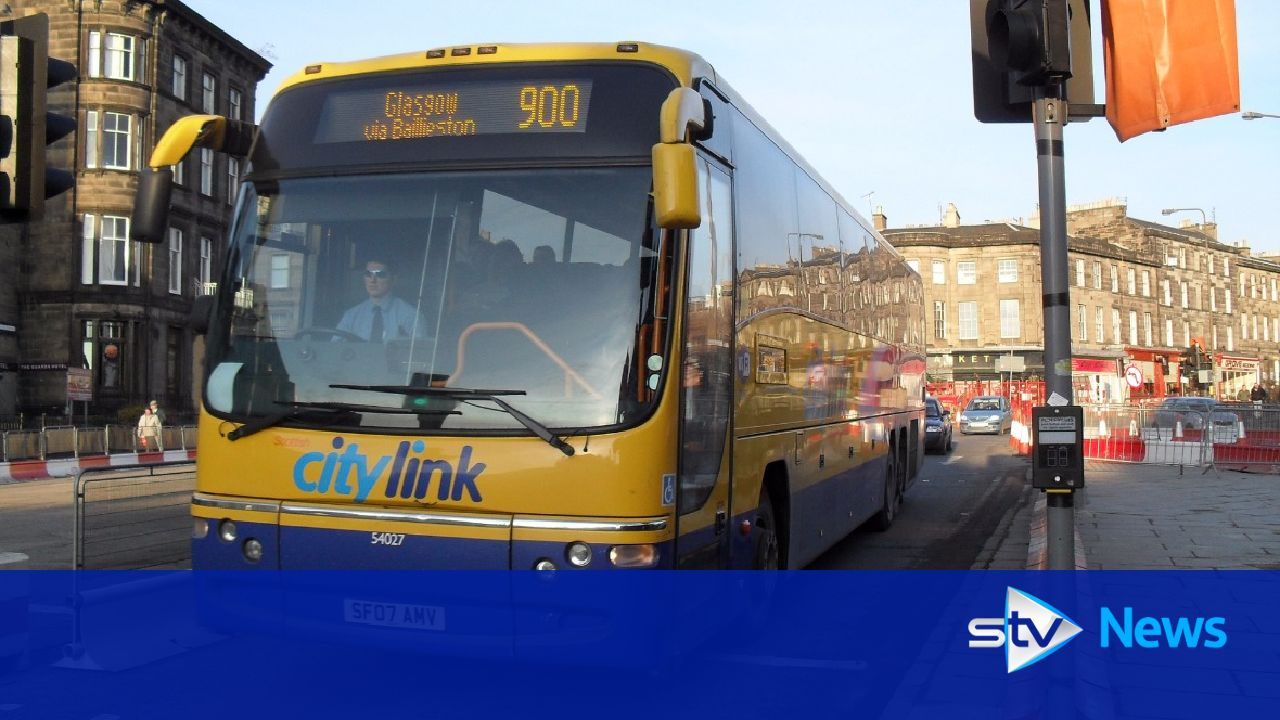 24 7 bus service from glasgow to edinburgh announced. Black Bedroom Furniture Sets. Home Design Ideas