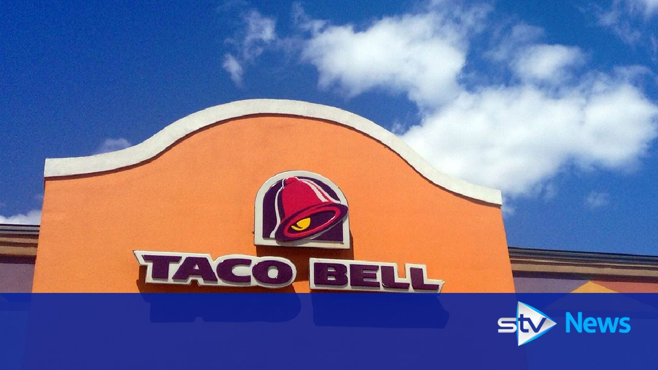 Fast food giant taco bell to open first scottish eatery for Fast food restaurants open on christmas day