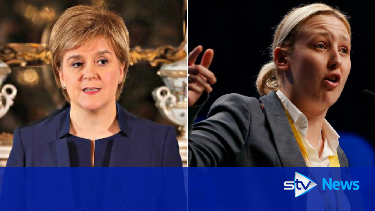 sturgeon women Nicola sturgeon reveals heartbreaking miscarriage after losing baby at  sturgeon, 46, revealed that  theresa may as it asked 'why are so many successful women.