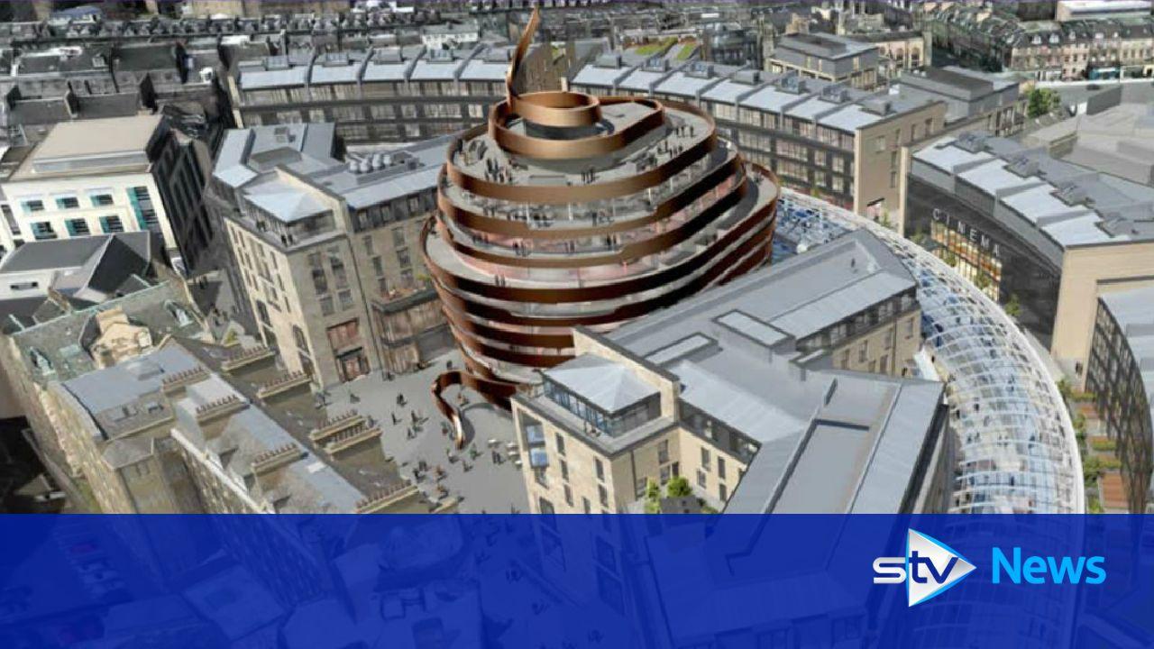 Edinburgh U0026 39 S St James Project  U0026 39 On Track To Open In 2020 U0026 39
