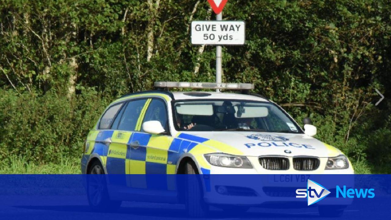 Teenage driver dies after crashing car on rural road