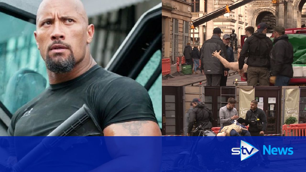 road closures as fast and furious spin off filming begins. Black Bedroom Furniture Sets. Home Design Ideas