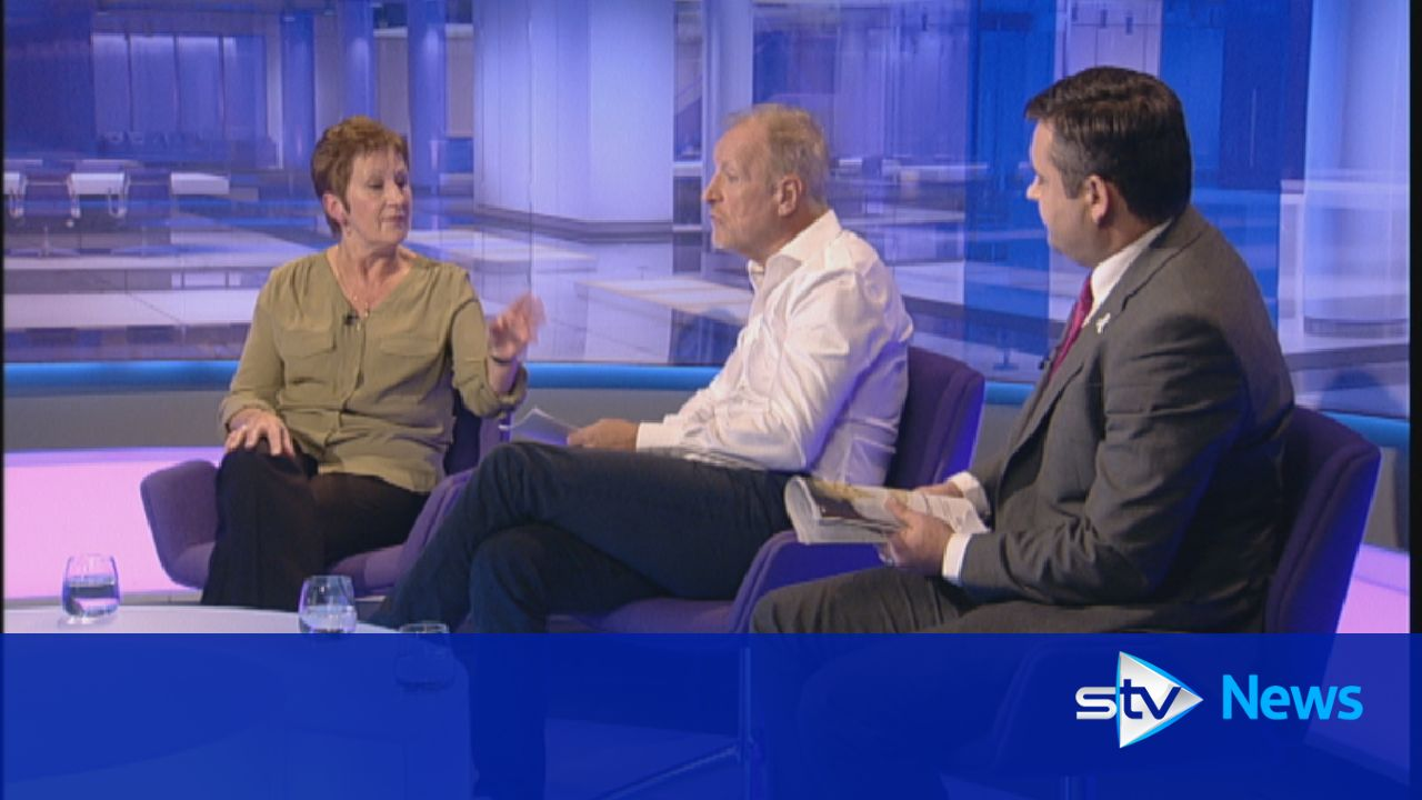 Grandmother Hits Back At Helms Boss On Scotland Tonight