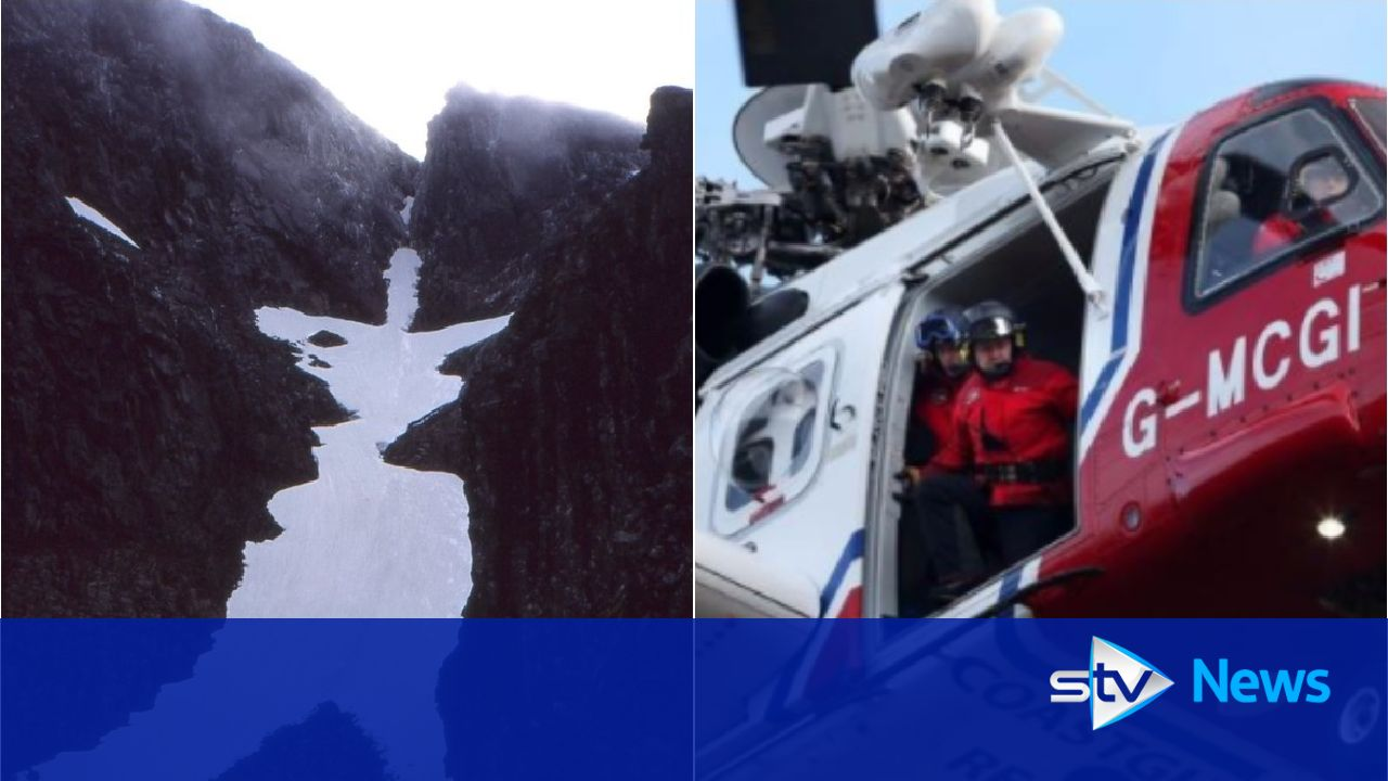 Climber dies in hospital after airlifted off Ben Nevis