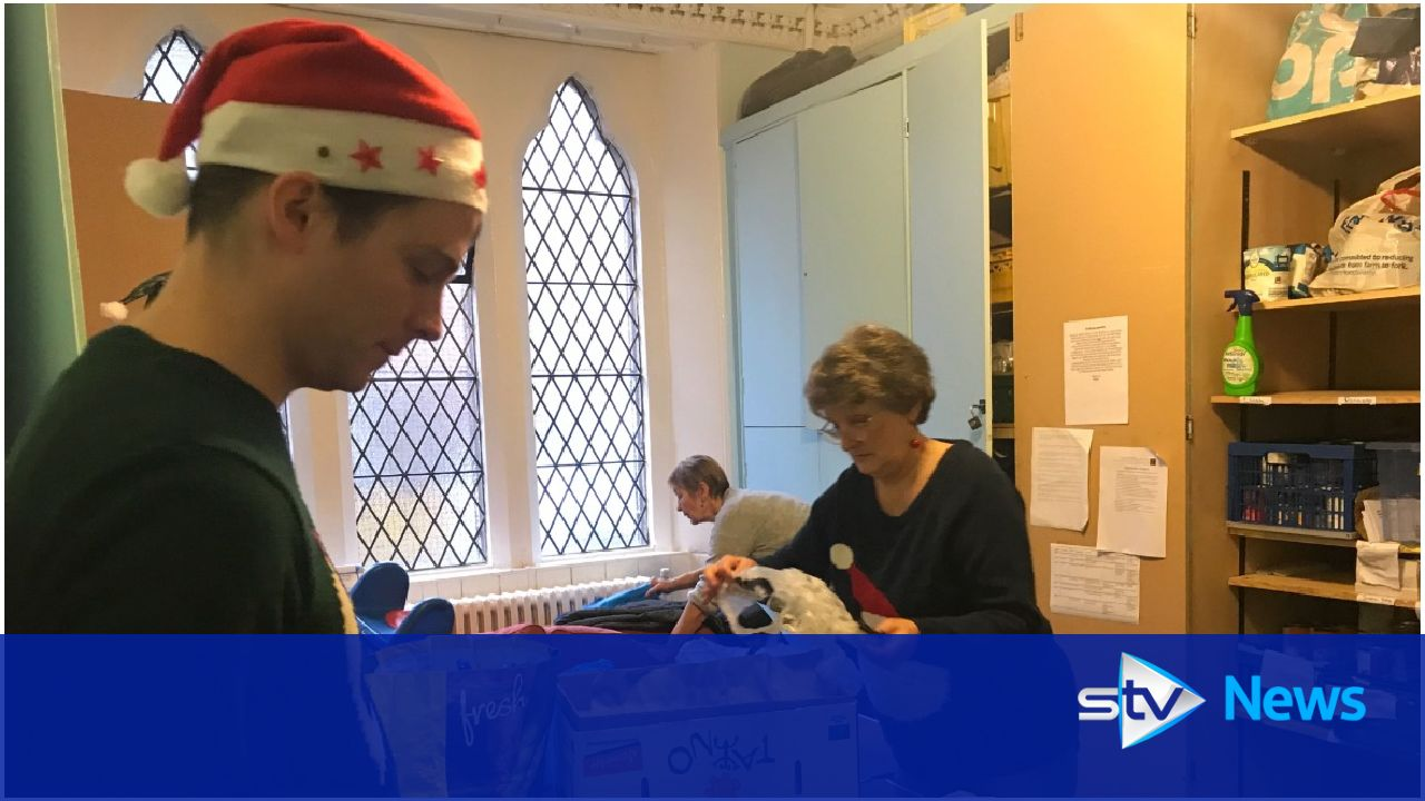 Scotland S Food Banks Face Their Busiest Christmas Yet