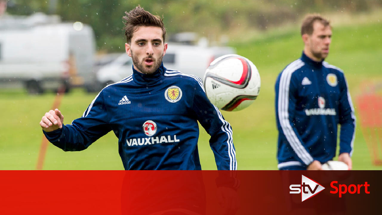 Shinnie: Scotland are focused on Euro 2020 qualification