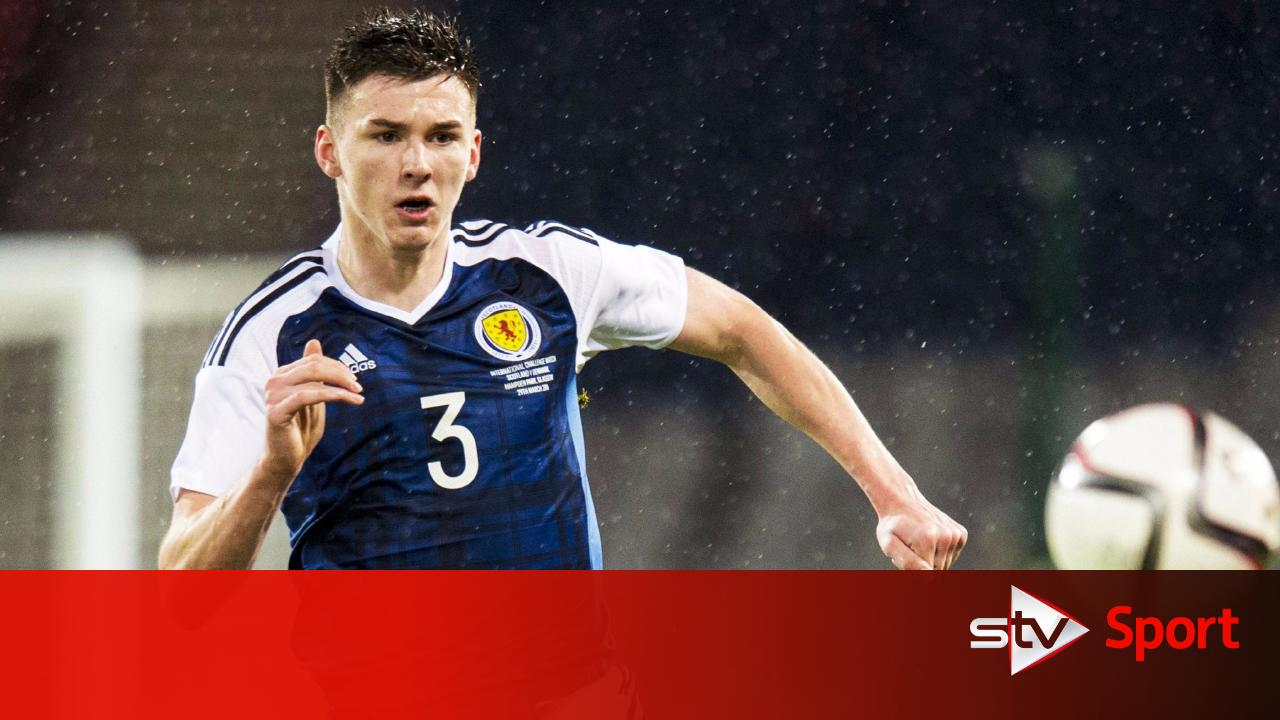 Injury rules Kieran Tierney out of Scotland's clash with ...