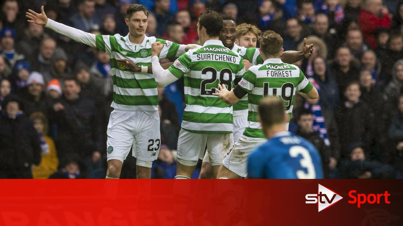 derby day reflects 2016 fortunes for both celtic and rangers. Black Bedroom Furniture Sets. Home Design Ideas
