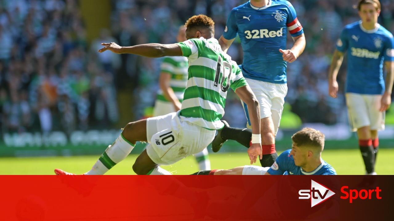 celtic 39 s clash with rangers among 10 games moved for tv. Black Bedroom Furniture Sets. Home Design Ideas