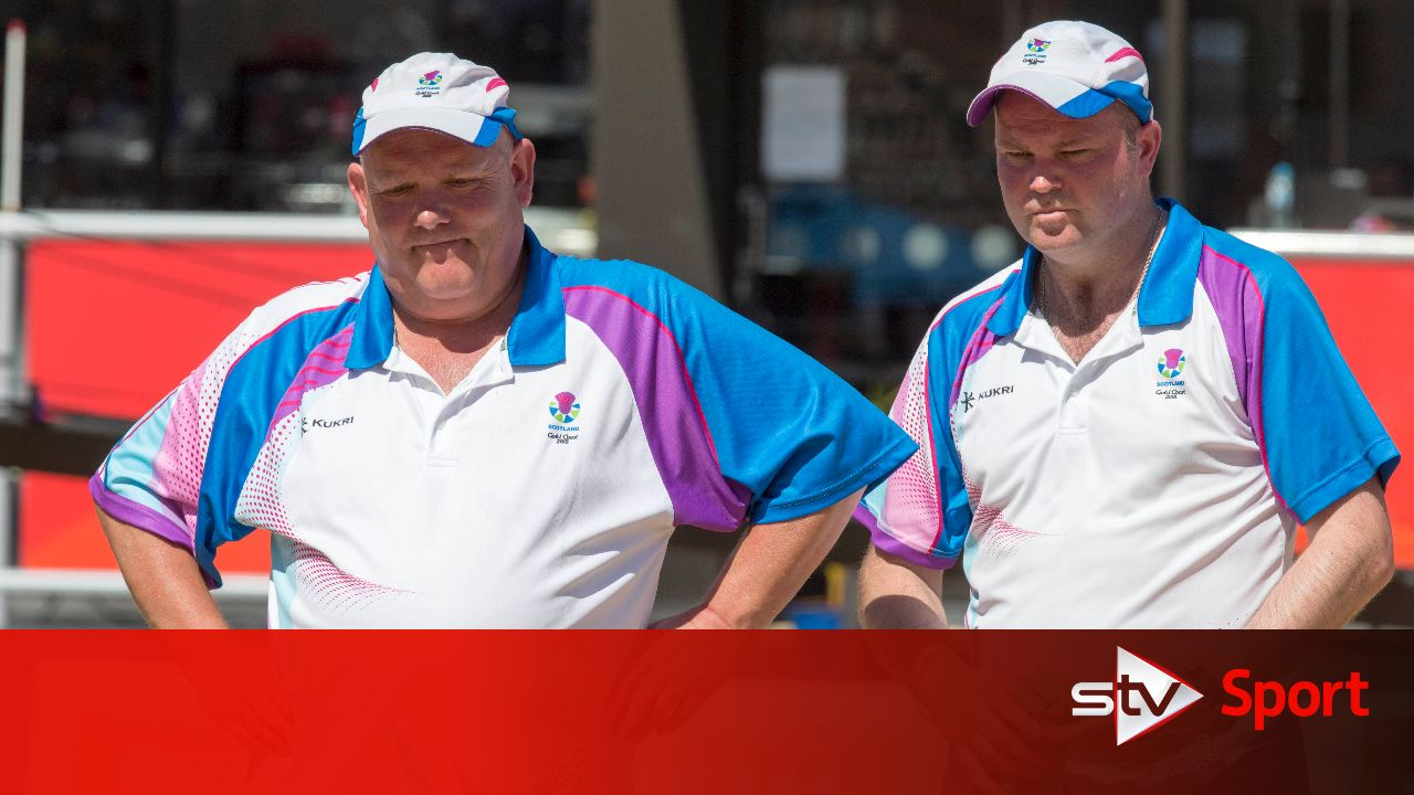commonwealth wrap  silver and bronze medals for scotland