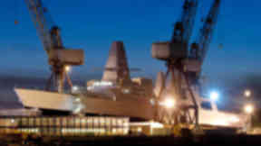 HMS Duncan: The sixth and final Type 45 destroyer to be built.