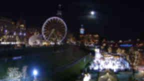 Hogmanay: Thousands flock to Edinburgh to celebrate New Year.