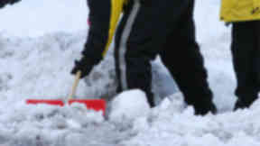 Find out how the snowy weather is going to affect you.
