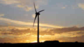 Threatened: Skycon manufactures wind turbine towers.