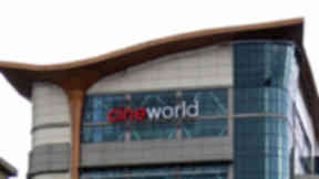 Cineworld: Roof damaged by Storm Desmond.
