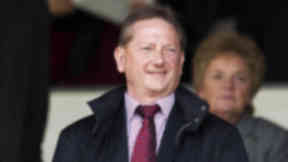 Vladamir Romanov: Hearts boss supporting RNLI.