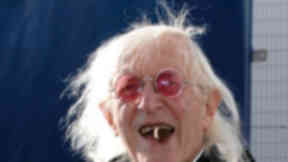 Jimmy Savile: Tributes paid to popular entertainer.