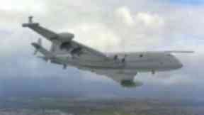 Nimrod Risk: Top civil servant says 'cheapest and most economical' route taken.