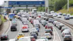 Traffic: Glasgow motorists experience worst levels of road rage in UK.