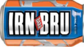 Irn-bru: Made in Scotland from girders, apparently.