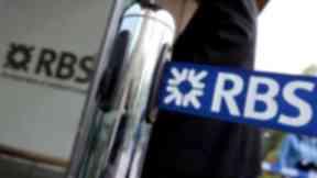 RBS Royal Bank of Scotland headquarters at Gogarburn. Quality image