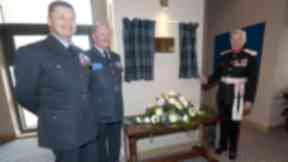 RAF Lossiemouth Combined Mess Opening