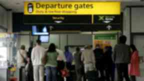Edinburgh Airport: Jobs set to be created.