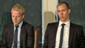 Steven Naismith and Steven Whittaker announce that they will not join a newco Rangers