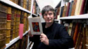 Ian Rankin: The Rebus author lives in the capital