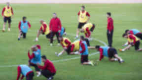 Eskisehirspor training
