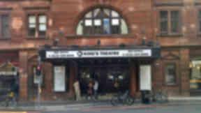 King's Theatre, Edinburgh