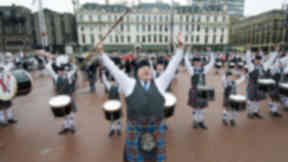 From Piping Live! to the Worlds