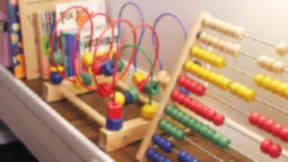 Nursery: Jacqueline Crossan upset children and staff.