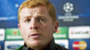 Neil Lennon, Celtic manager, Champions League play-off, August 2012.