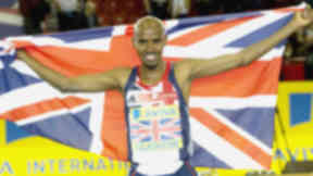 Mo Farah: Living proof of the benefits of immigration.