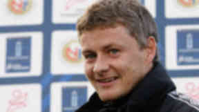 Ole Gunnar Solskjaer, Molde manager. Creative Commons.