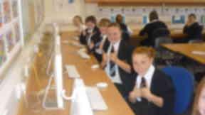 Coatbridge High school pupils took part in Malawi week.