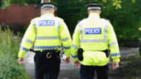 Arrests: Two men held after alleged break-ins in Fife.