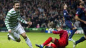 Tony Watt: Teenager scored an 83rd minute winner against Barcelona in the Champions League.