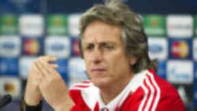 Jorge Jesus, Benfica manager, November 2012.