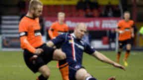 Ross County 1-2 Dundee United, November 2012.