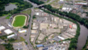 Clyde Gateway's Shawfield national business district, Rutherglen