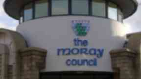 Moray Council: Accused of data breach.