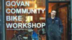Govan Community Bike Workshop
