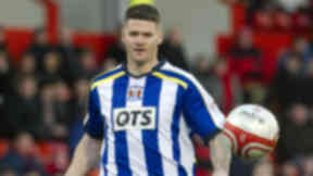 Kilmarnock defender Michael Nelson.