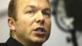 Sir Chris Hoy, November 2012.