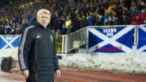 Gordon Strachan Serbia