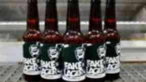 Fake Lager: BrewDog's latest invention for the craft beer market.